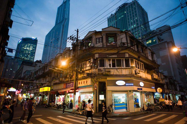 visita uno de los shanghai