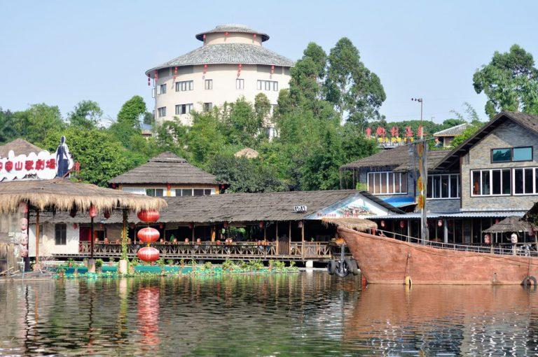 shenzhen: visite de guanlan shenzhen