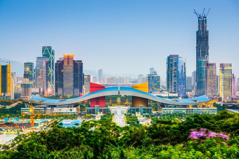 asombroso shenzhen: tour parques shenzhen