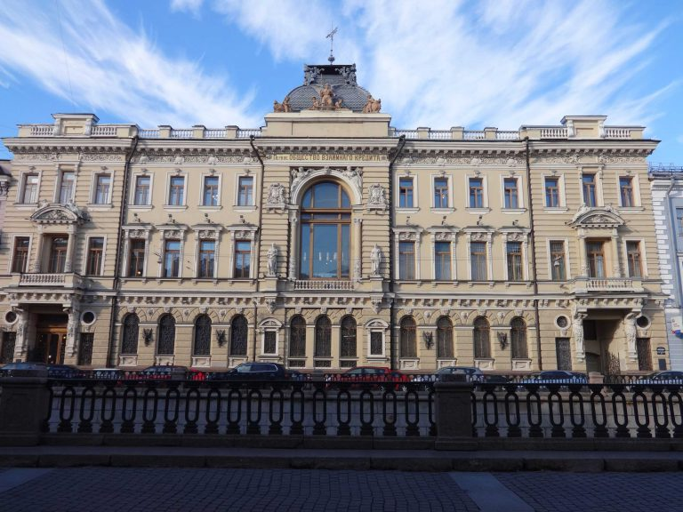 saint petersburg: on the saint petersburg