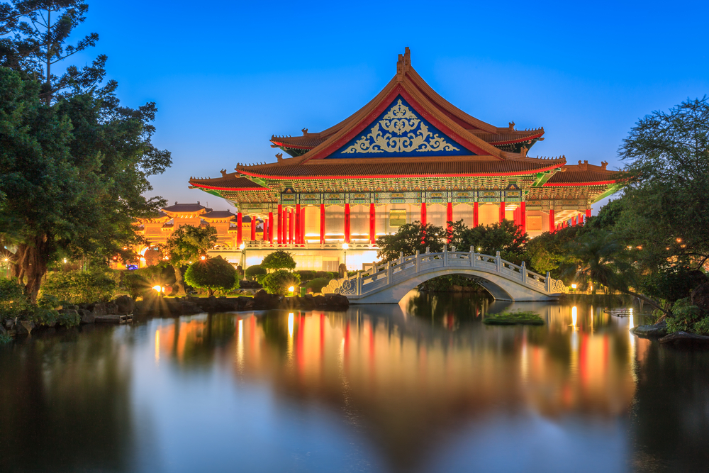 Airport TPE Taoyuan Intl drop off at the best price from Taipei