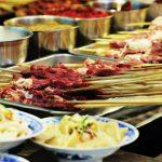 tour gastronómico por xian xian
