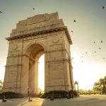 walking tour new delhi: new delhi