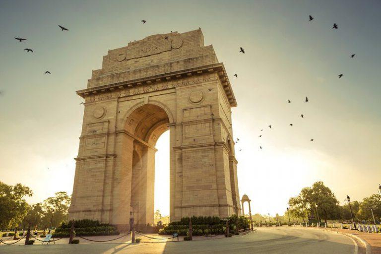 tour pie en nueva nueva delhi