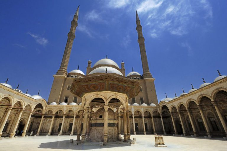 mosque of muhammad ali caire