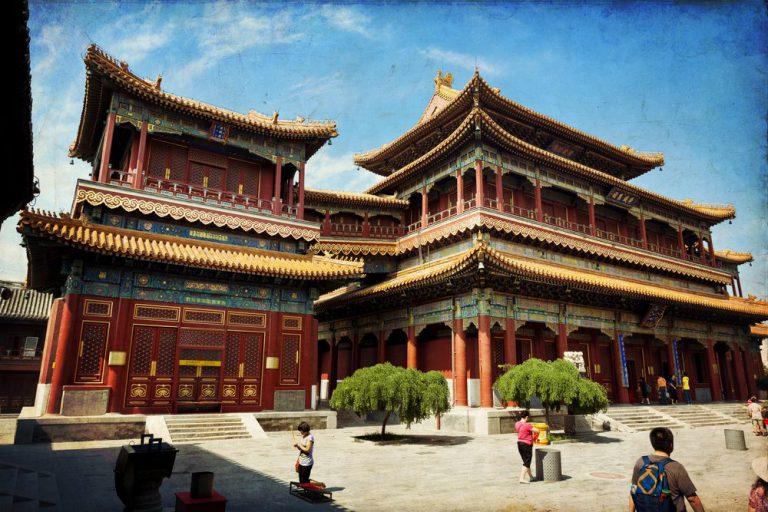 lama temple   pechino