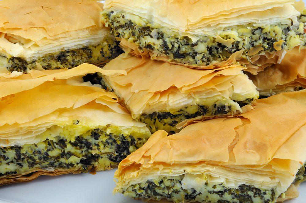 Пироги из слоеного теста  рецепты с фото на Поварру 208