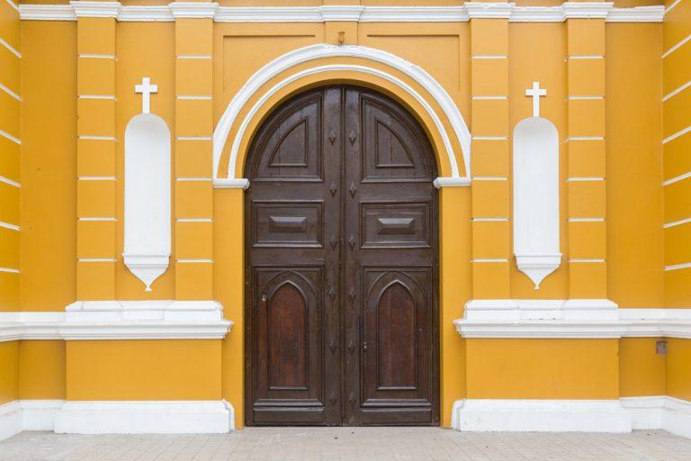 iglesia de la ermita lima