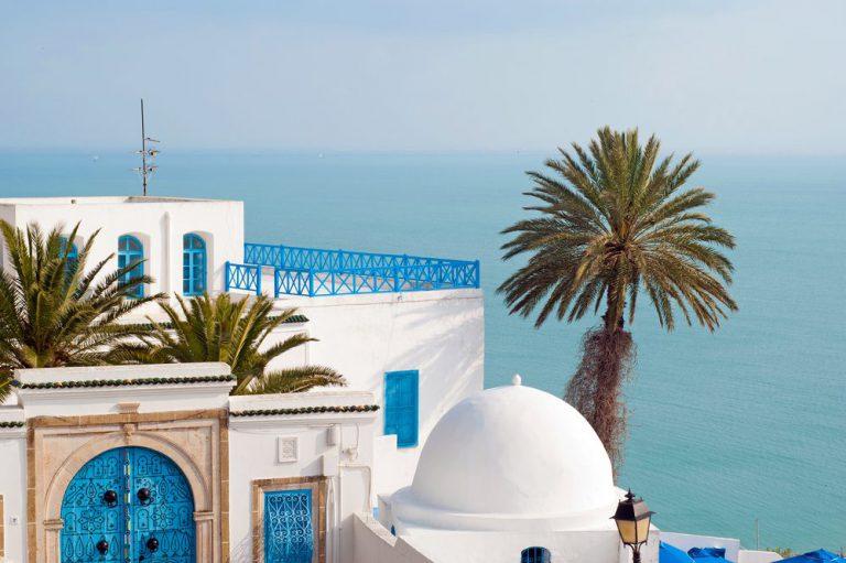 tour mozzafiato a piedi tunisi