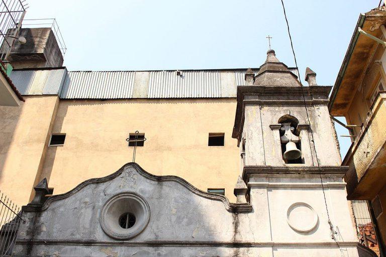 capela dos aflitos  sao paulo