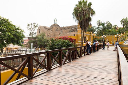 visite culturelle du quartier lima