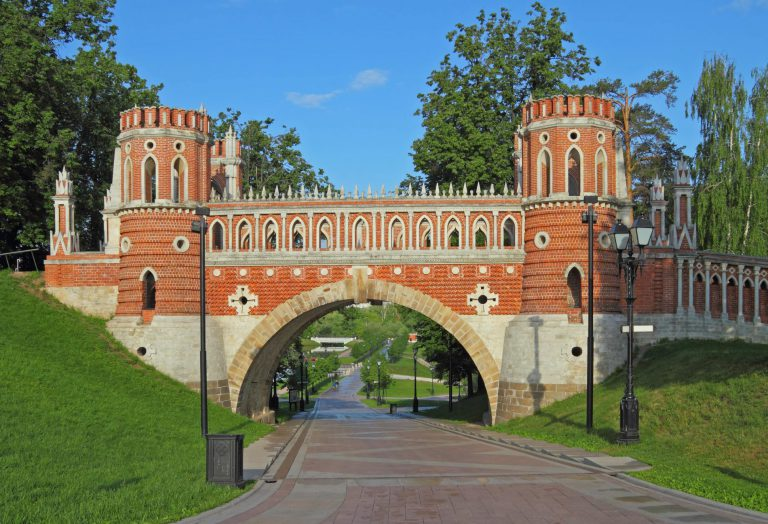 history and nature in moscow