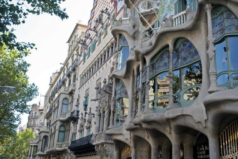 discover gaud? in barcelona barcelona