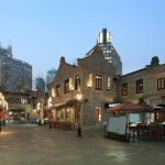 walking tour throughout classic shanghai