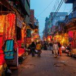 tour de compras por nueva delhi