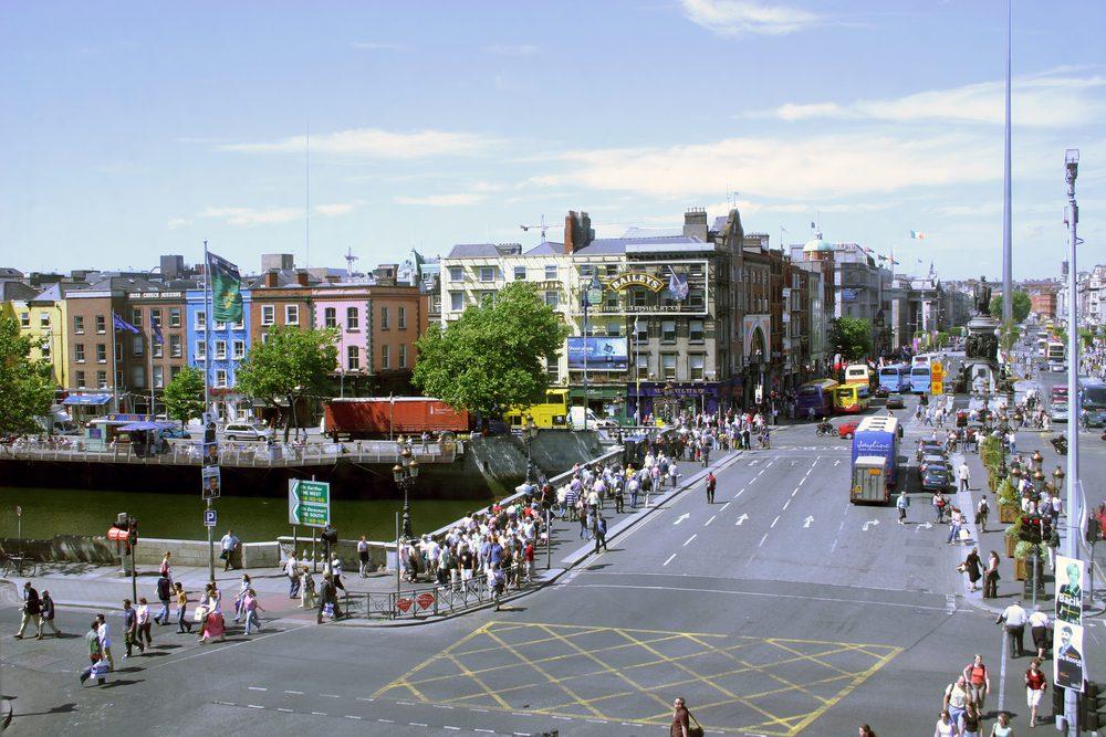 Private transfer in Dublin from the airport DUB Dublin