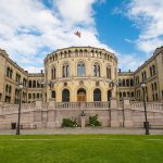 parliament of norway (stortinget) oslo