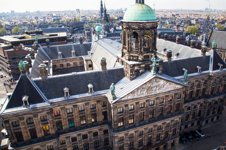 palacio real de amsterdam amsterdam