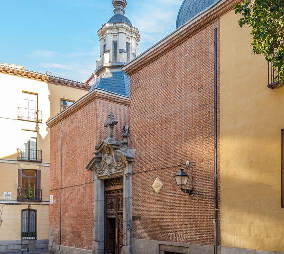 iglesia de san nicolas madrid