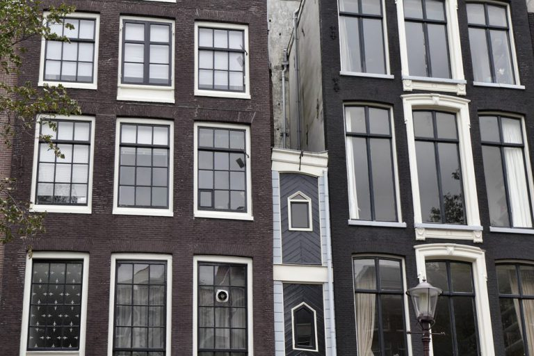 smallest house   amsterdam