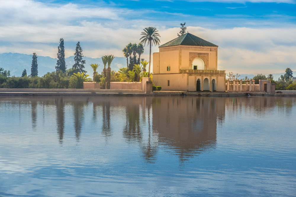 Book Transfer From Marrakesh Menara Airport To Les Jardins De La Medina