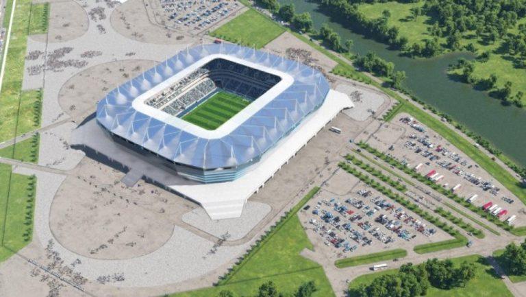 FIFA World Cup Russia 2018. Arena Baltika Stadium. Kaliningrad