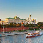 FIFA World Cup Russia 2018. Kremlin Wall - Moscow