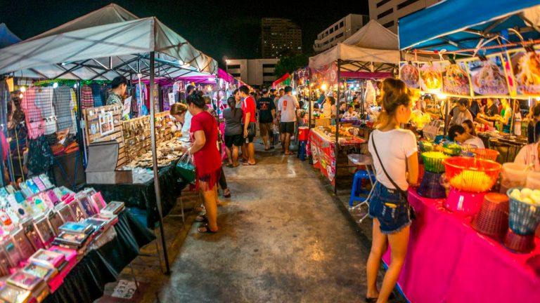 bangkok nocturno: tour gastron�mico bangkok