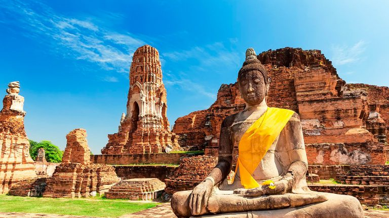 tour hist�rico por el bangkok