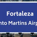 pinto-martins-airport