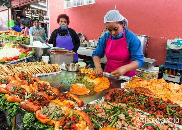 gastronomic tour in mexico mexico city