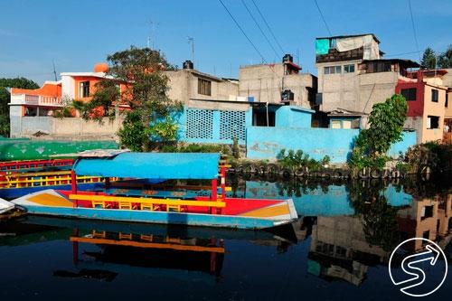 paseo guiado por xochimilco ciudad de m�xico