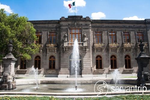 un d�a en la ciudad de m�xico