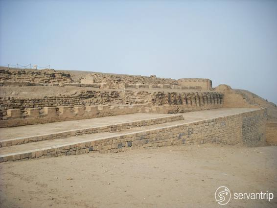 uncover history of pachacamac lima