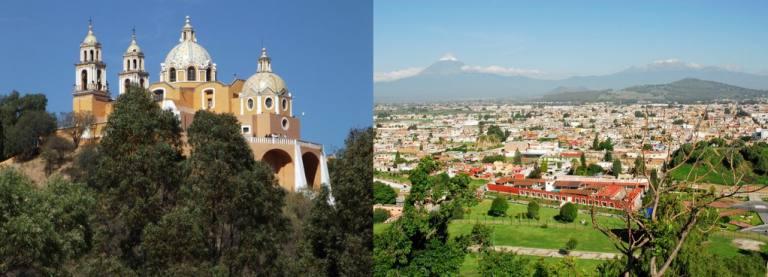 Visitar Cholula, México, conductor privado